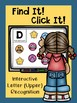 Letter Recognition Powerpoint Game Bundle - All Cases {UK