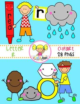 Letter Rr Clipart