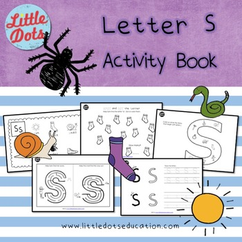 Letter S Activities and Worksheets