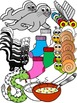 Letter S- Clipart Graphics- Commercial & Personal Use