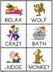 Letter Seekers alphabet activity
