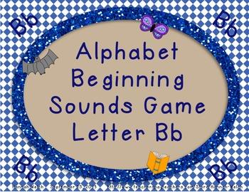 Letter Sound Games Bb