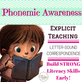 Letter-Sound, Phonemic Awareness, Explicit Teaching