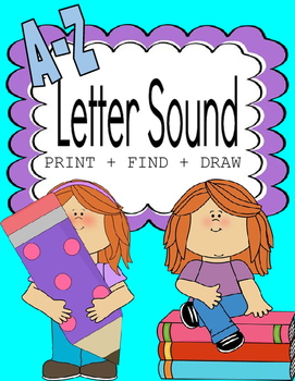 Letter Sounds, High Frequency Words