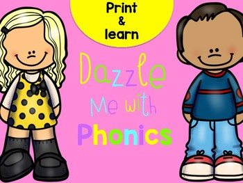 Letter Sounds & More