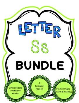 Letter Ss Bundle - Activities