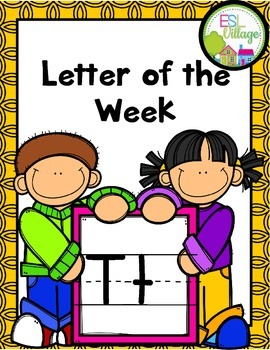 "Letter of the Week (Letter ""T"")"