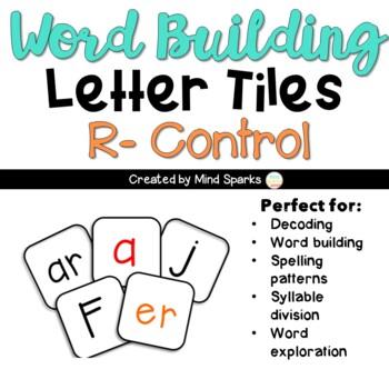 Letter Tiles-- R-control