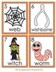 Letter W Words Write the Room Activity