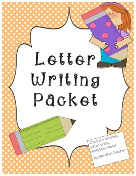Letter Writing Packet