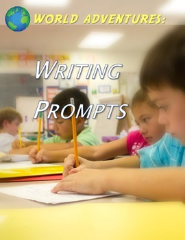 Letter Writing Prompts-Unit Study Add-on