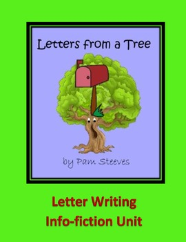 Letter Writing Unit with Procedural Writing, Info-fiction