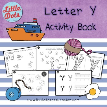Letter Y Activities and Worksheets