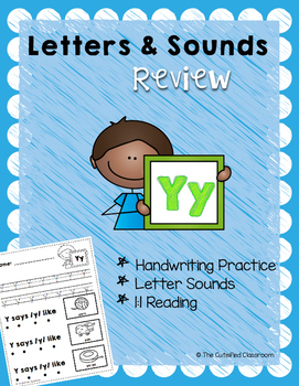 Letter Y Review