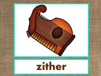 Letter Z Alphabet PowerPoint Fun & Colorful Words w/Pictur