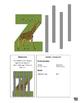 Letter Z Cutout Craft
