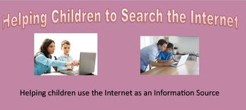 Letter for parents to help children using the Internet to
