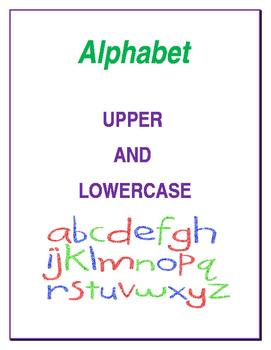 Letter of the Alphabet