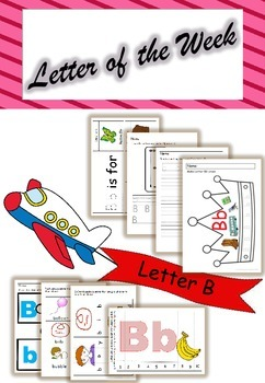 Letter of the Week - 'B'