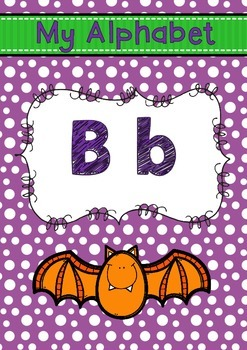 Letter of the Week { B b }
