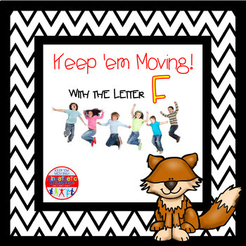 Alphabet Activities - Letter of the Week Bundle for the Letter F