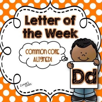 Letter of the Week: D
