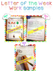 Letter of the Week - LETTER Gg - Writing, phonics, and let