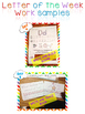Letter of the Week - LETTER Ll - Writing, phonics, and let