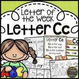 Letter of the Week {Letter Cc}