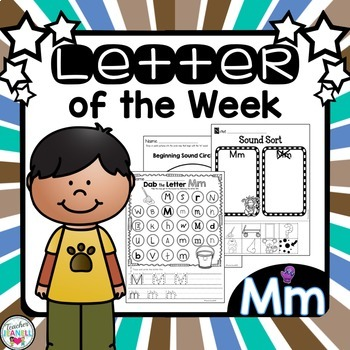 Letter of the Week -Mm