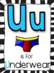 Letter of the Week: Uu