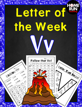 Letter of the Week V