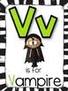 Letter of the Week: Vv