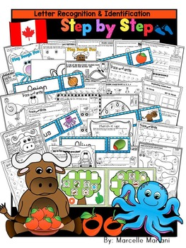 Letter of the week-LETTER O Activity PACK-letter recogniti