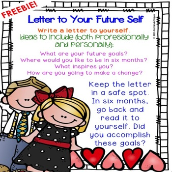 Letter to Your Future Self