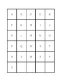 Letter/Number Match