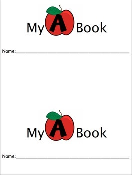 Letters A-E Beginning Reader Books