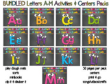 BUNDLED lETTERS A-M CENTERS-ACTIVITIES-PRINTABLES & MUCH M
