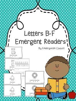 B-F Emergent Readers
