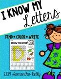 Letter Printables