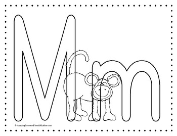 Letters, Numbers, Shapes and Colors, Coloring Book