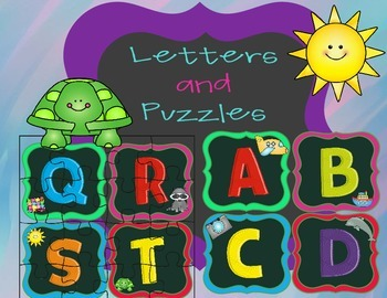 Letters and Puzzles
