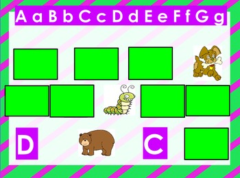 Letters and Sounds Phonics Match--Common Core Kindergarten
