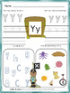 Letters for Literacy- Kindergarten Bundle