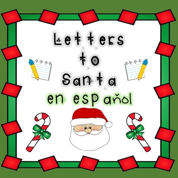 Letters to Santa - Spanish