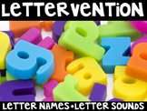 Lettervention Curriculum