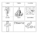 Level 1&2 Easter French Vocabulary Printing Page