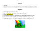 Level 3&4 St. Patrick's Day French Board Game