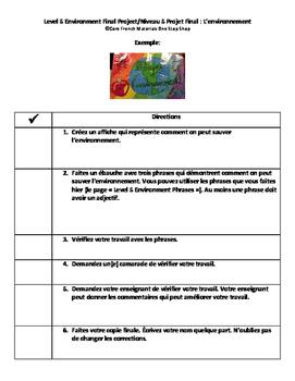 Level 5 Environment Unit Final Poster Project