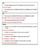 Level 6 Calendar Unit: Les fetes du Canada Questioning Activity